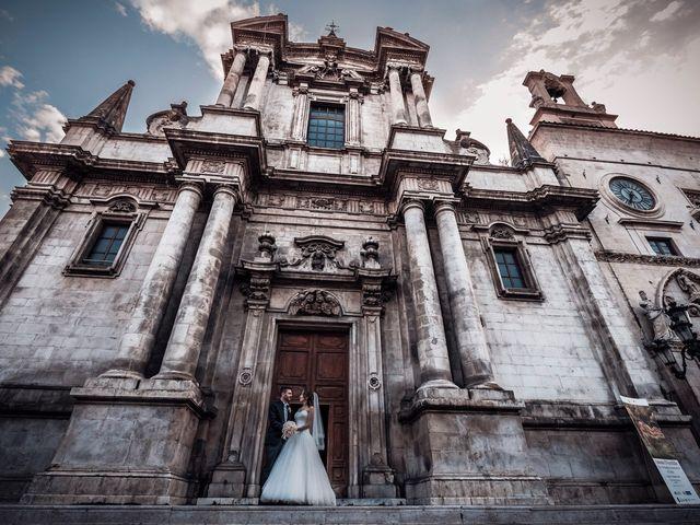 Il matrimonio di Alessandro e Francesca a Sulmona, L'Aquila 49