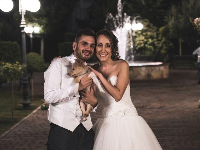 Il matrimonio di Alessandro e Francesca a Sulmona, L'Aquila 52
