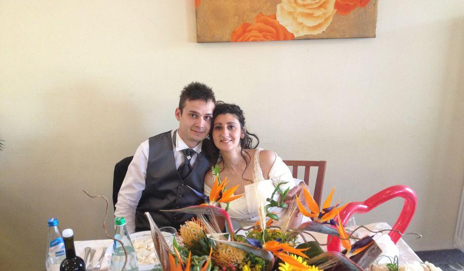 Il matrimonio di Andrea e Irene a Santarcangelo di Romagna, Rimini