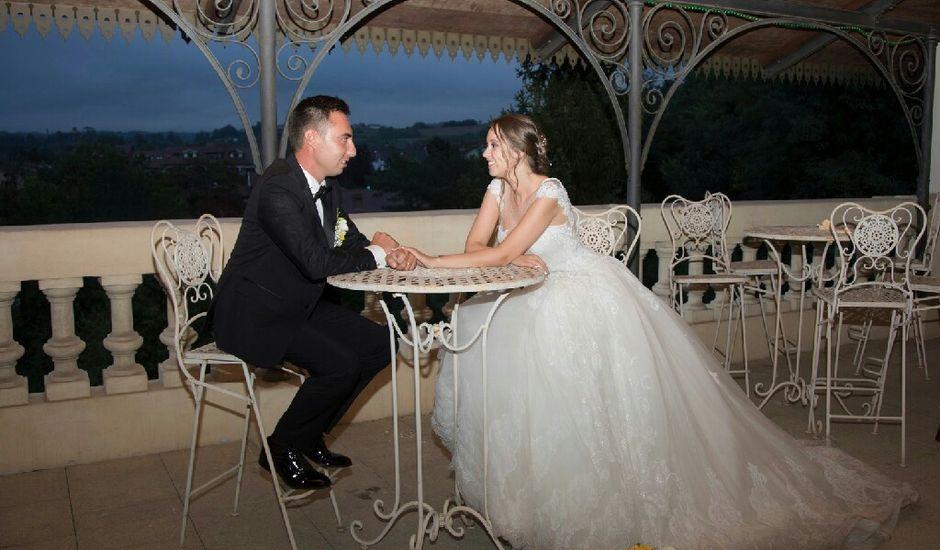 Il matrimonio di Nicola e Monica a Silvano d'Orba, Alessandria