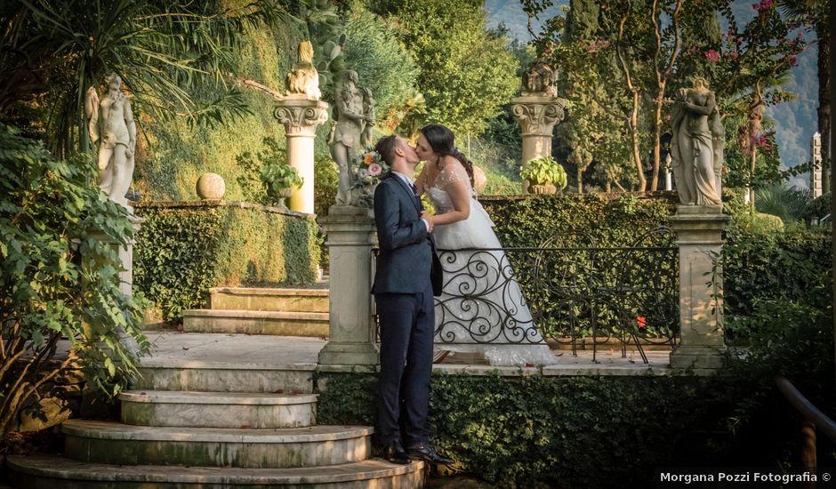 Il matrimonio di Davide e Isabella a Malnate, Varese