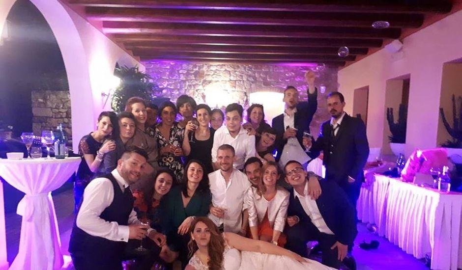 Il matrimonio di Ilenia e Marco a Castelbaldo, Padova