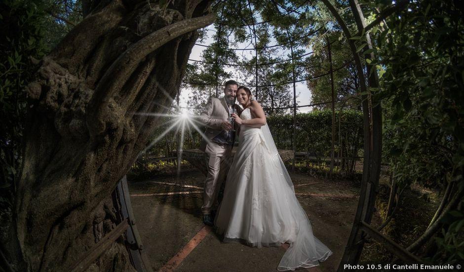 Il matrimonio di Damiano e Sabrina a Pomarance, Pisa