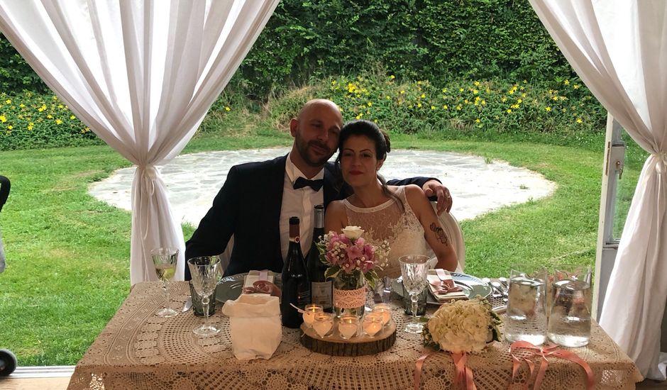 Il matrimonio di Davide e Ilaria a Cernusco Lombardone, Lecco