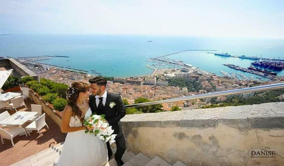 Il matrimonio di Giuseppe Senatore e Serena Forte  a Salerno, Salerno