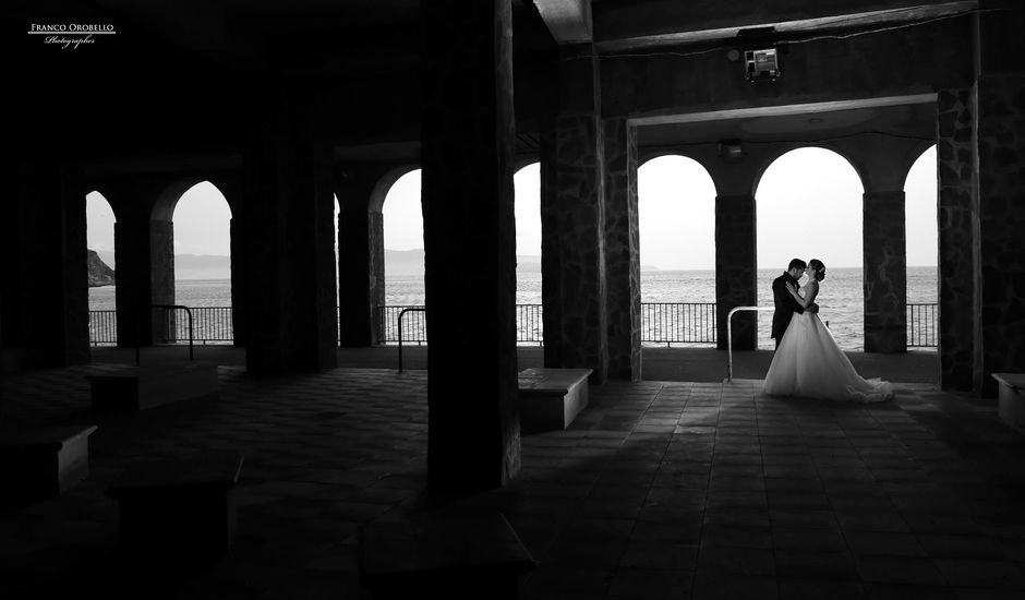 Il matrimonio di Francesco  e Maria Sarah  a Bagnara Calabra, Reggio Calabria