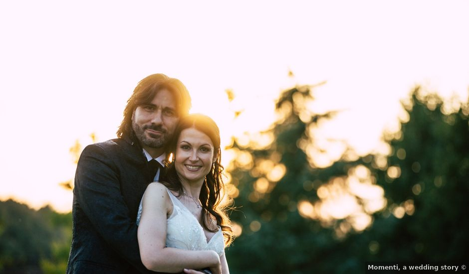 Il matrimonio di Diego e Annalisa a Corte de' Cortesi con Cignone, Cremona