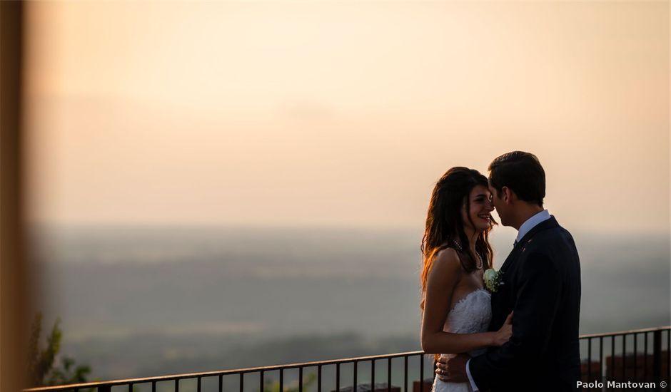 Il matrimonio di Juan Andre e Carlotta a Racconigi, Cuneo