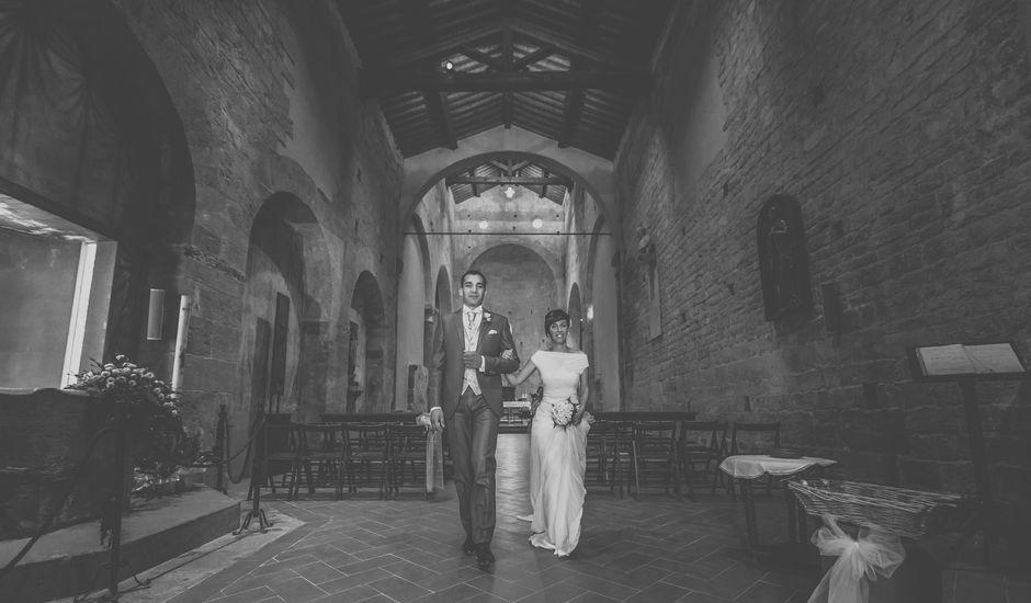 Il matrimonio di Viviana e Alberto a Pisa, Pisa