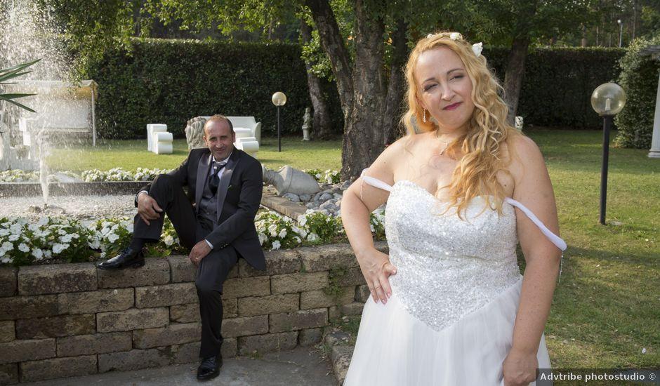 Il matrimonio di Enzo e Anna a Cogliate, Monza e Brianza