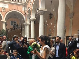Le nozze di Ileana e Giovanni 1