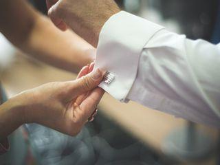 le nozze di Giulia e Christopher 1