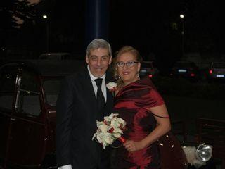 Le nozze di Maria Teresa  e Luciano