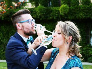 Le nozze di Lisa e Manuel