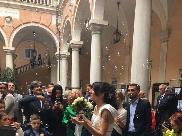 Il matrimonio di Giovanni e Ileana a Genova, Genova 3