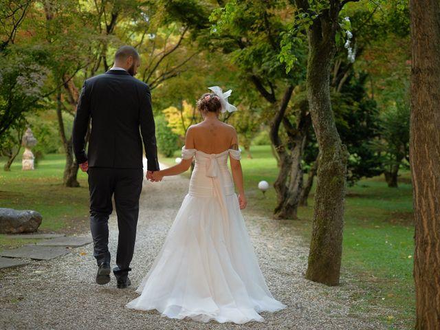 Il matrimonio di Alberto e Serena a Monasterolo del Castello, Bergamo 9