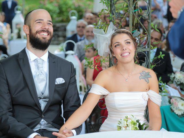 Il matrimonio di Alberto e Serena a Monasterolo del Castello, Bergamo 14