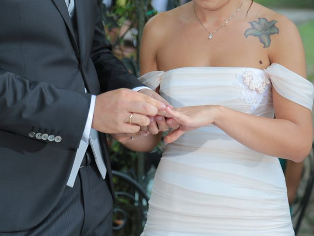 Il matrimonio di Alberto e Serena a Monasterolo del Castello, Bergamo 15