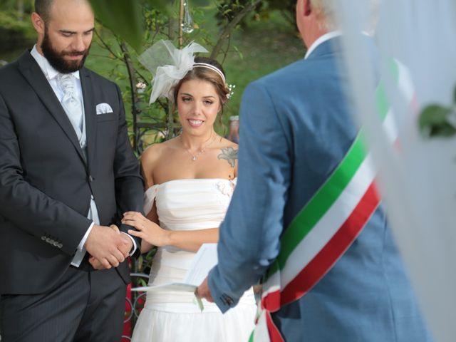 Il matrimonio di Alberto e Serena a Monasterolo del Castello, Bergamo 16