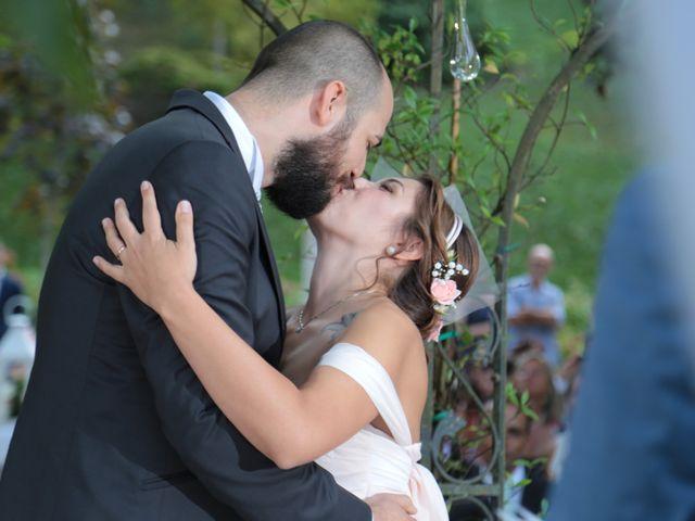Il matrimonio di Alberto e Serena a Monasterolo del Castello, Bergamo 17