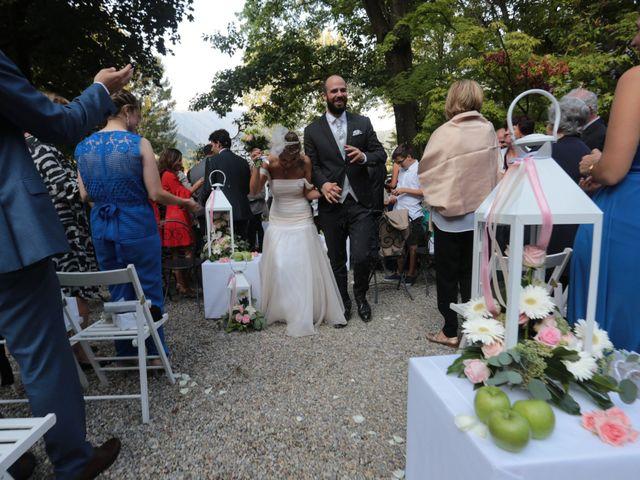 Il matrimonio di Alberto e Serena a Monasterolo del Castello, Bergamo 18