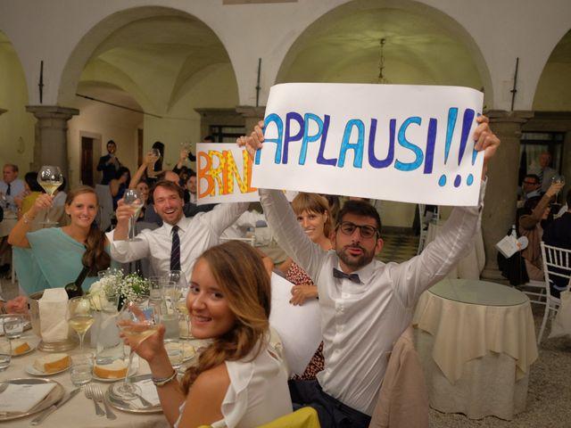 Il matrimonio di Alberto e Serena a Monasterolo del Castello, Bergamo 24