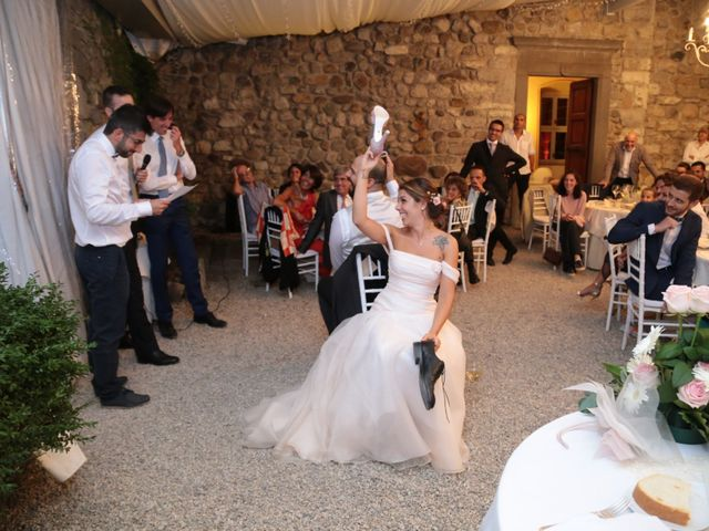 Il matrimonio di Alberto e Serena a Monasterolo del Castello, Bergamo 26