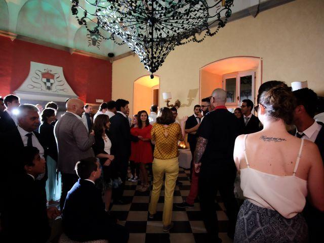 Il matrimonio di Alberto e Serena a Monasterolo del Castello, Bergamo 33
