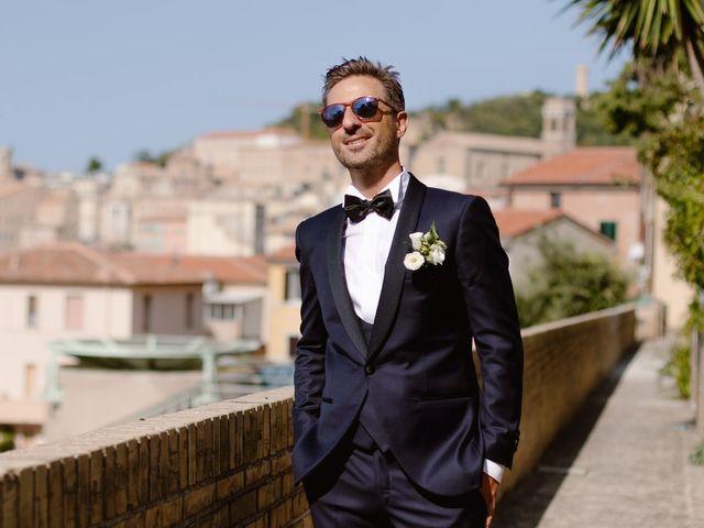 Il matrimonio di Valentina e Daniele a Ancona, Ancona 15