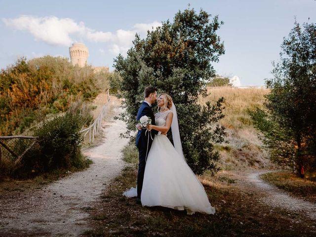 Il matrimonio di Valentina e Daniele a Ancona, Ancona 40
