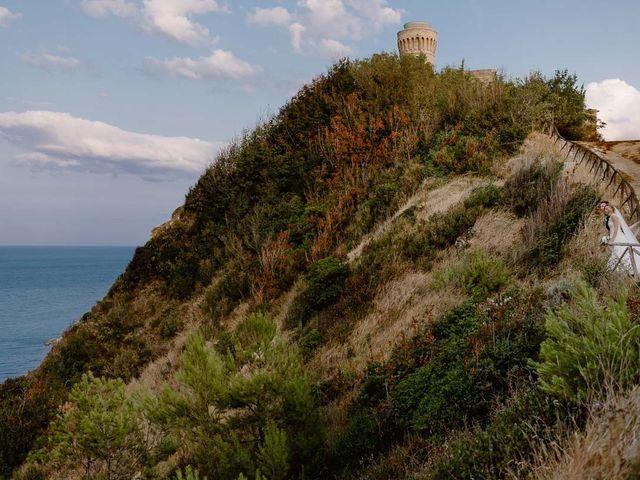 Il matrimonio di Valentina e Daniele a Ancona, Ancona 42