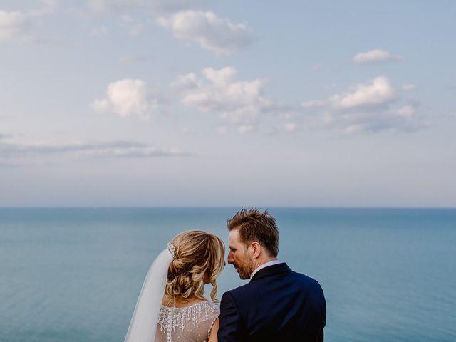 Il matrimonio di Valentina e Daniele a Ancona, Ancona 43