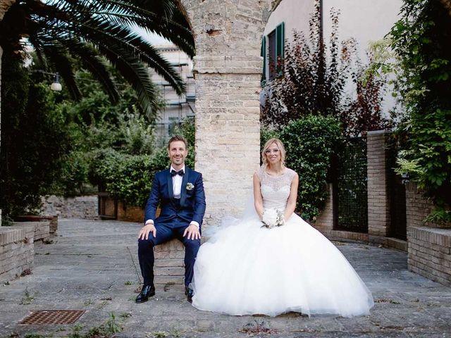 Il matrimonio di Valentina e Daniele a Ancona, Ancona 1