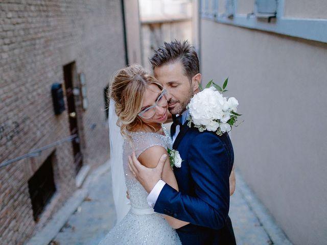 Il matrimonio di Valentina e Daniele a Ancona, Ancona 54