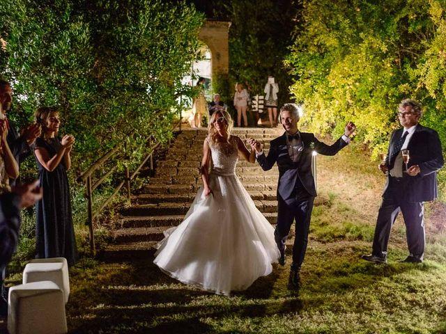 Il matrimonio di Valentina e Daniele a Ancona, Ancona 55