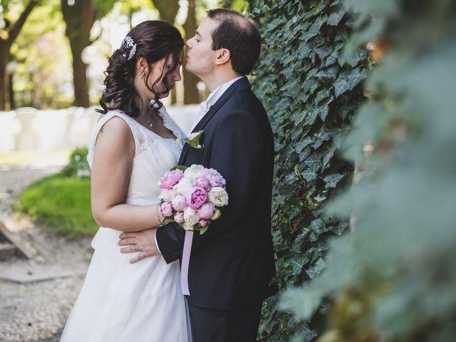le nozze di Verouschka e Enrico