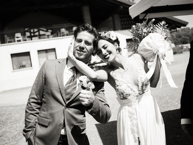 Il matrimonio di Alessandro e Anxhela a Vercelli, Vercelli 35