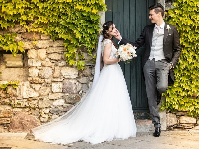 Il matrimonio di Andrea e Silvia a Iseo, Brescia 2