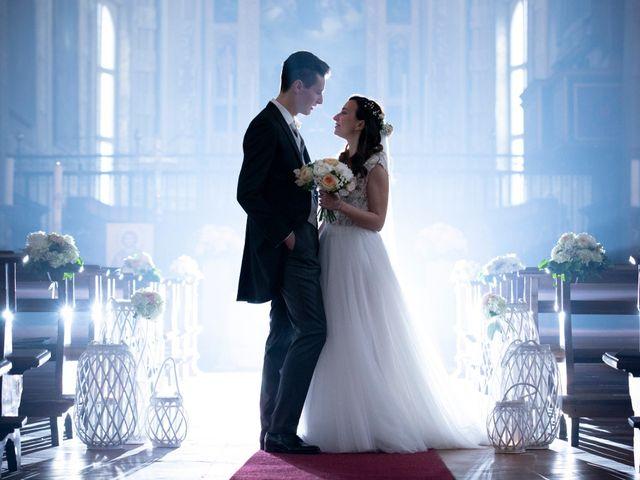 Il matrimonio di Andrea e Silvia a Iseo, Brescia 90