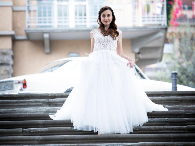 Il matrimonio di Andrea e Silvia a Iseo, Brescia 117