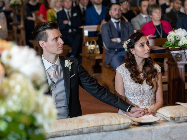 Il matrimonio di Andrea e Silvia a Iseo, Brescia 110