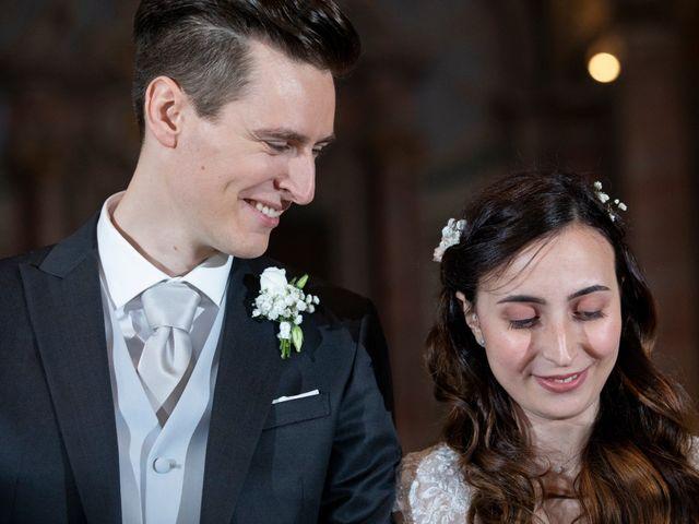 Il matrimonio di Andrea e Silvia a Iseo, Brescia 102