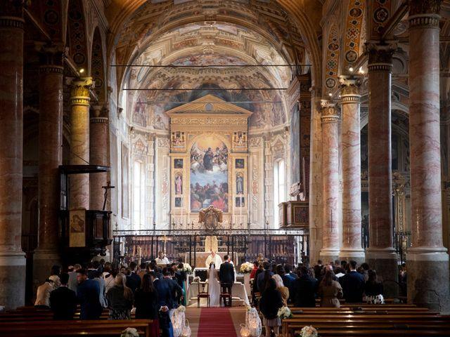 Il matrimonio di Andrea e Silvia a Iseo, Brescia 97