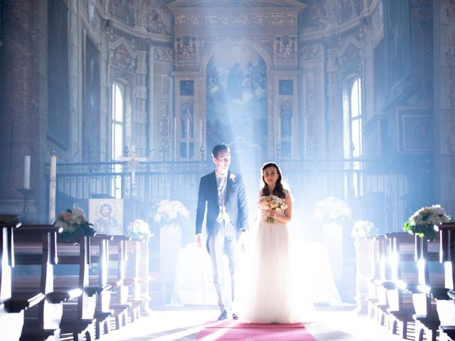 Il matrimonio di Andrea e Silvia a Iseo, Brescia 34