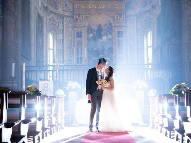 Il matrimonio di Andrea e Silvia a Iseo, Brescia 30