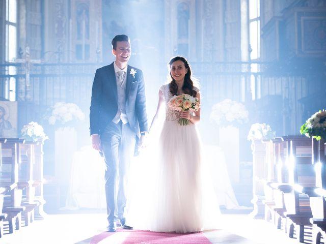 Il matrimonio di Andrea e Silvia a Iseo, Brescia 29