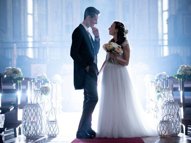 Il matrimonio di Andrea e Silvia a Iseo, Brescia 28