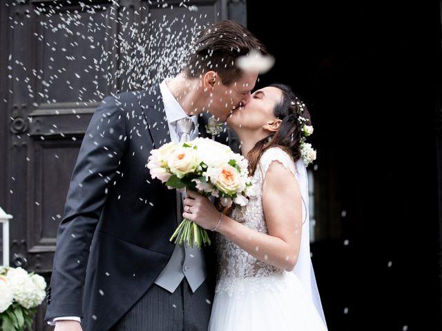 Il matrimonio di Andrea e Silvia a Iseo, Brescia 26