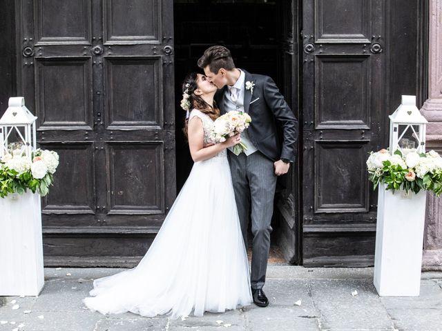 Il matrimonio di Andrea e Silvia a Iseo, Brescia 25
