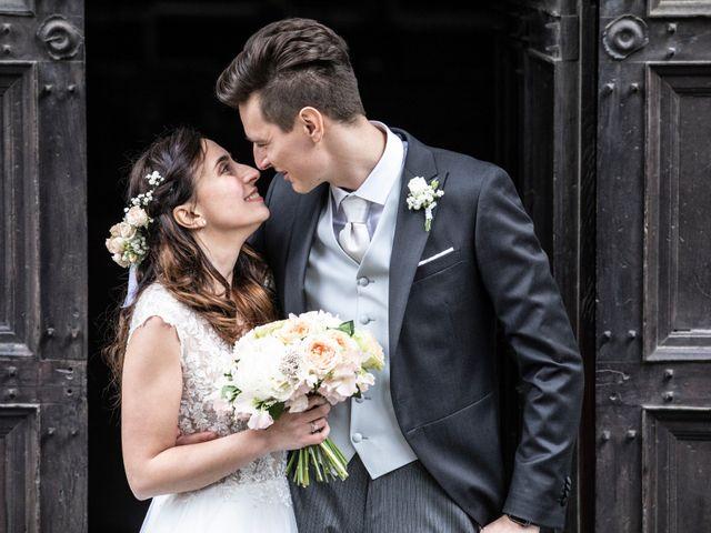 Il matrimonio di Andrea e Silvia a Iseo, Brescia 24